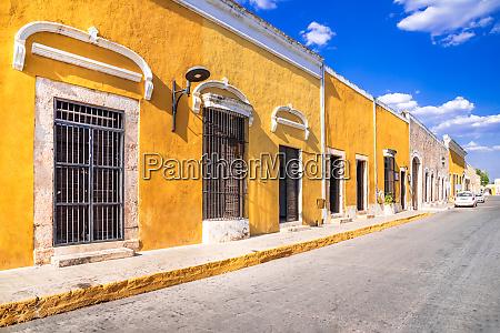 izamal yucatan peninsula mexico