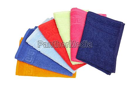 towels palette