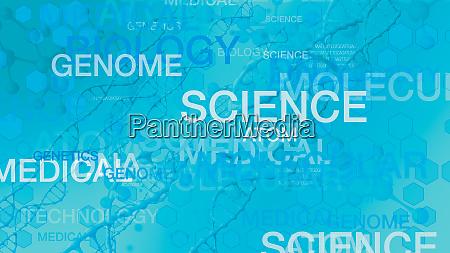 background science biology and scientific research