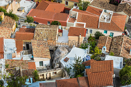 roof tops in athens greece