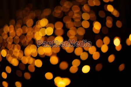christmas illumination of the image background