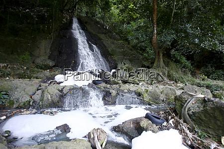 oxum waterfall in salvador