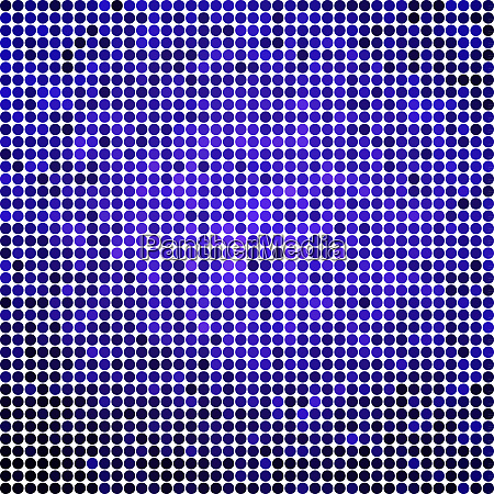abstract colored round dots background
