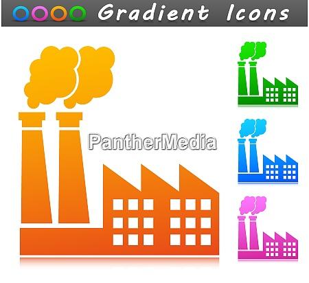 vector industry symbol icon design