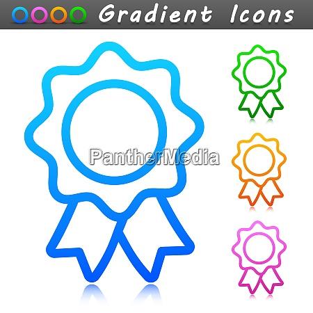 vector achievement design symbol icon