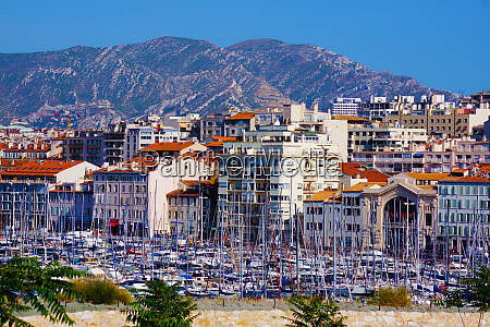 streets of marseille france