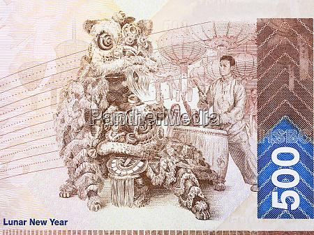 lunar new year from hong kong