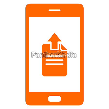 document upload and smartphone