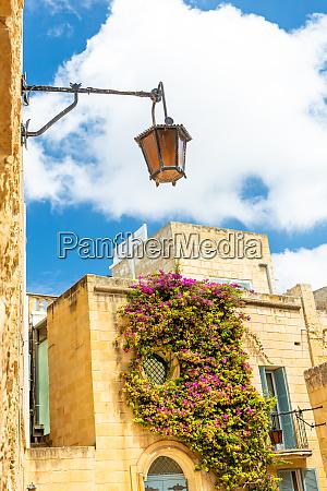 malta beautiful mdina the former