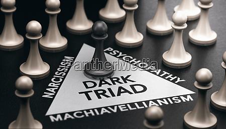 dark triad anti social personality disorder