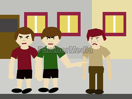bullying among young people