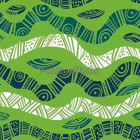 abstract liana fairy tale tropical nature