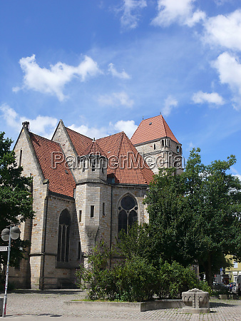 church lutherkirche in hannover
