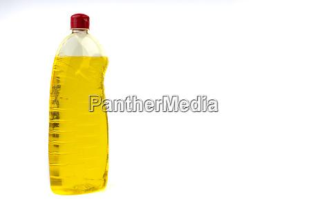 dishwashing liquid detergent or soap in