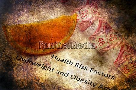health risk factors overweight
