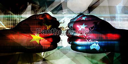china vs singapore