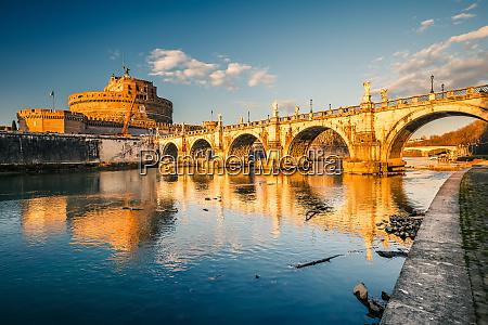 santangelo fortress rome