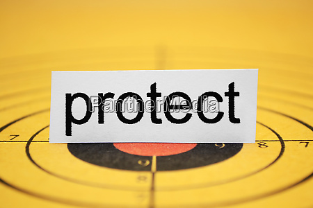 protect target