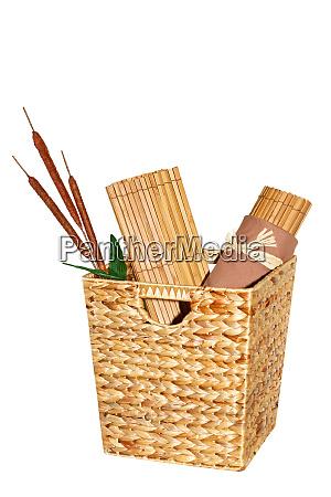 rattan bamboo