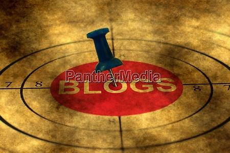 blog target grunge target