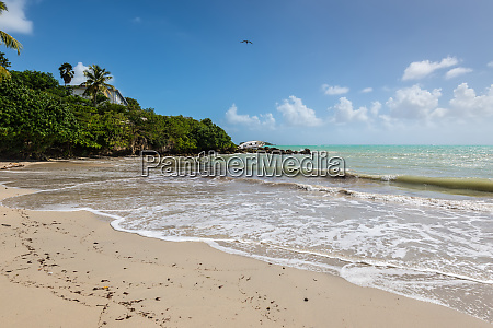 the gosier in guadeloupe paradise