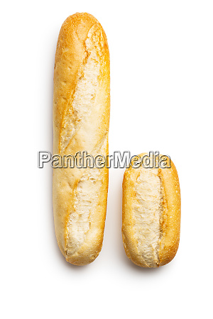 french crusty baguettes
