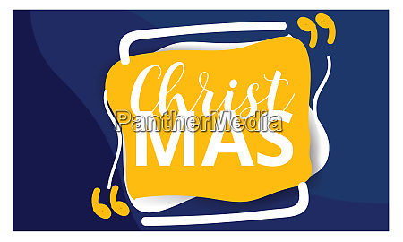 abstract background of christmas day celebration