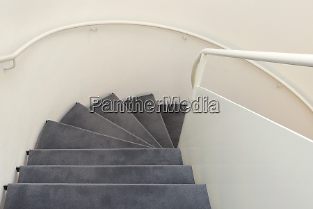 stairs in the interior