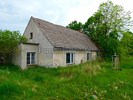 vacancy when villages in the uckermark