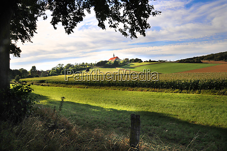 landscape in elze wittenburg