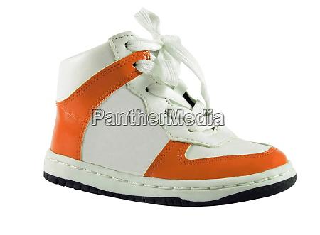 child shoe