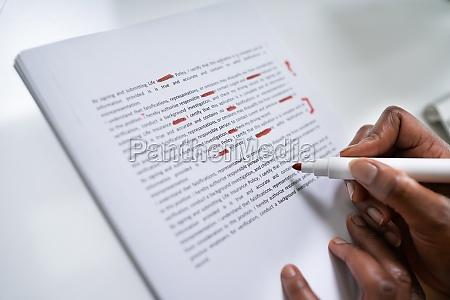 correcting spelling mistake in script