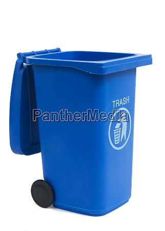 rubbish bin