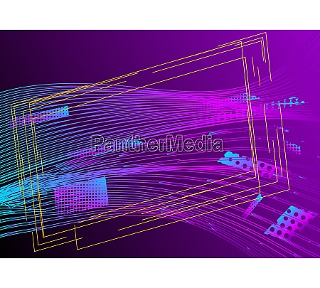 abstract background for illustrating sport or