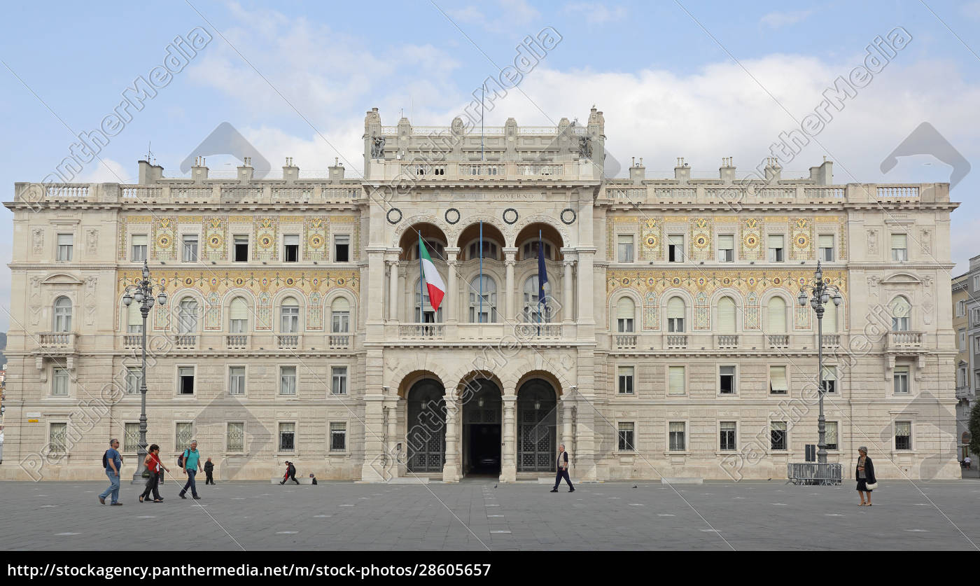 government, palace, trieste - 28605657