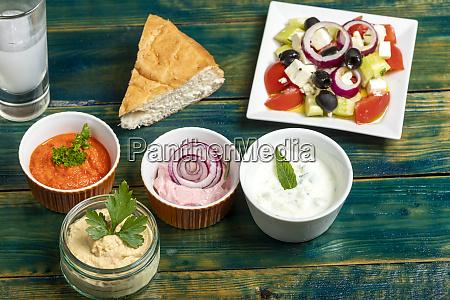 greek starter