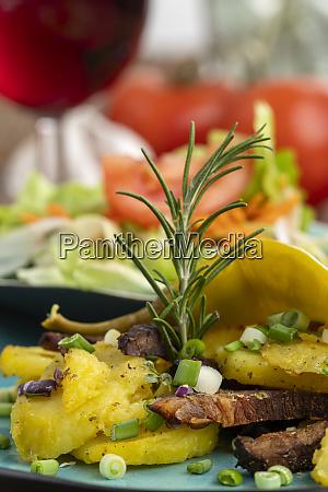 austrian, potato, groestl - 28607259