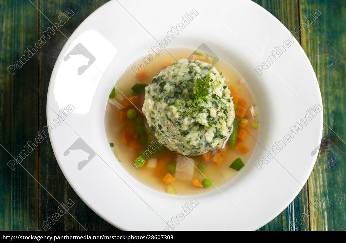 soup, with, a, dumpling - 28607303