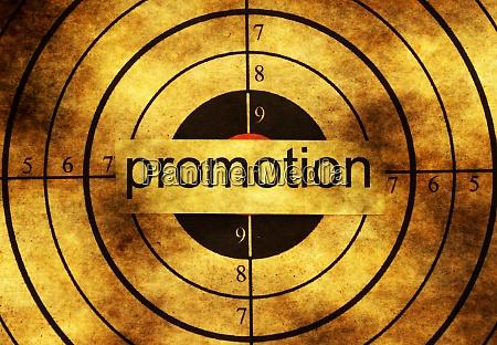 promotion grunge target