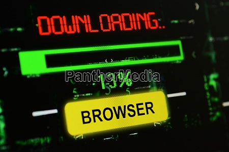 downloading browser