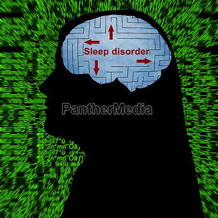 sleep disorder in mind