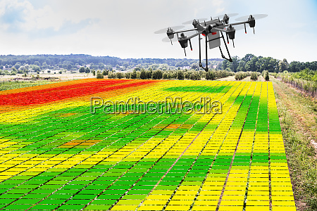 agriculture industry farming technology and crops