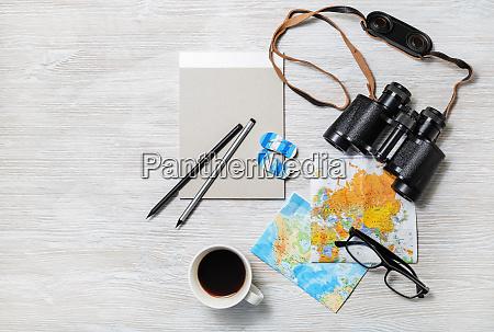 preparation for travel