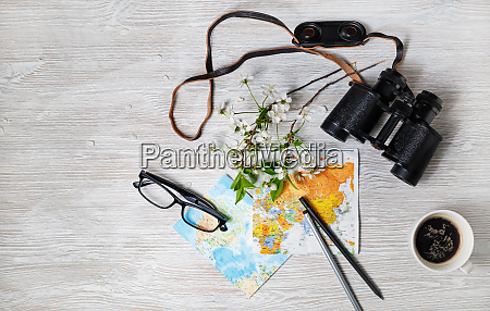 objects for tourism
