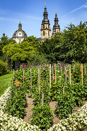 in the cathedral city of fulda