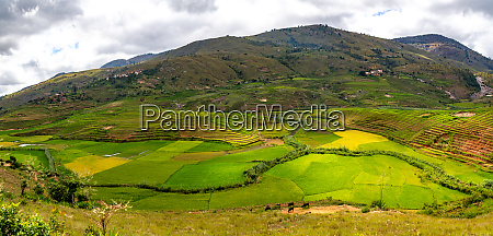 landscape shots of the island of