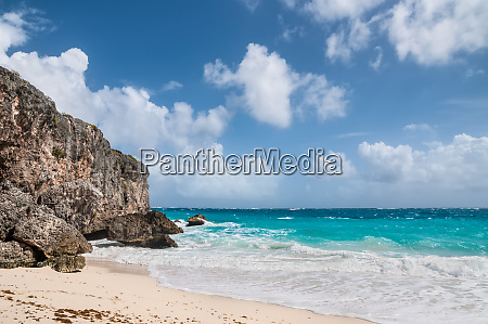 bottom bay in barbados west indies