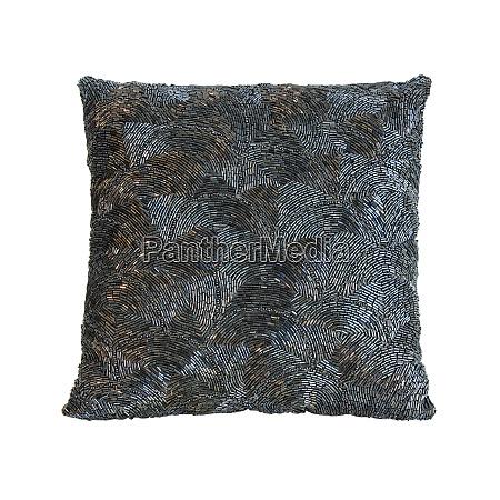 shiny pillow