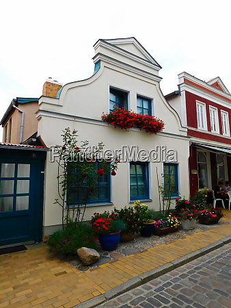 a historic old town on the