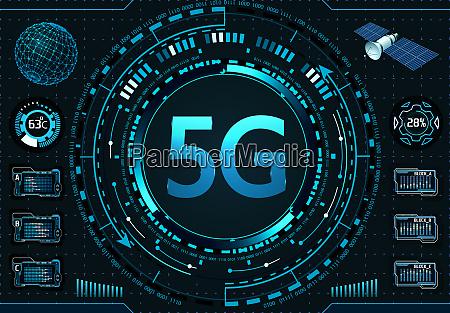 5g new wireless high speed internet